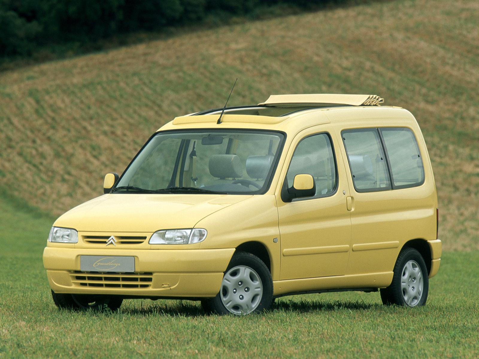 Berlingo Grand Large konseptbil 1996