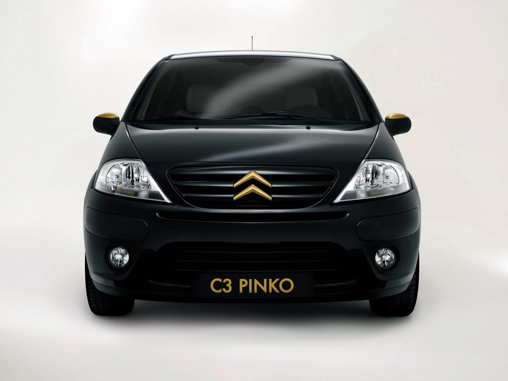 C3 Gold by Pinko 2008 forfra