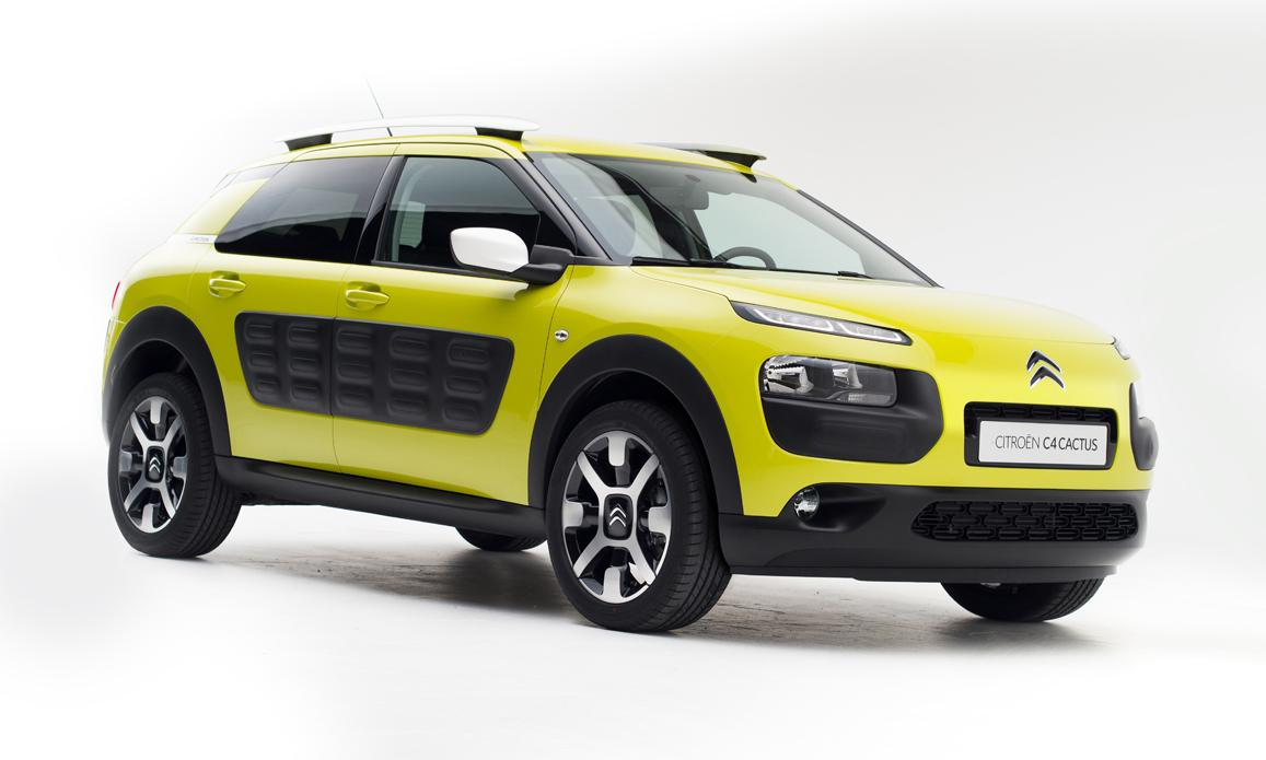 C4 Cactus Feel Edition 2014 ¾ forfra