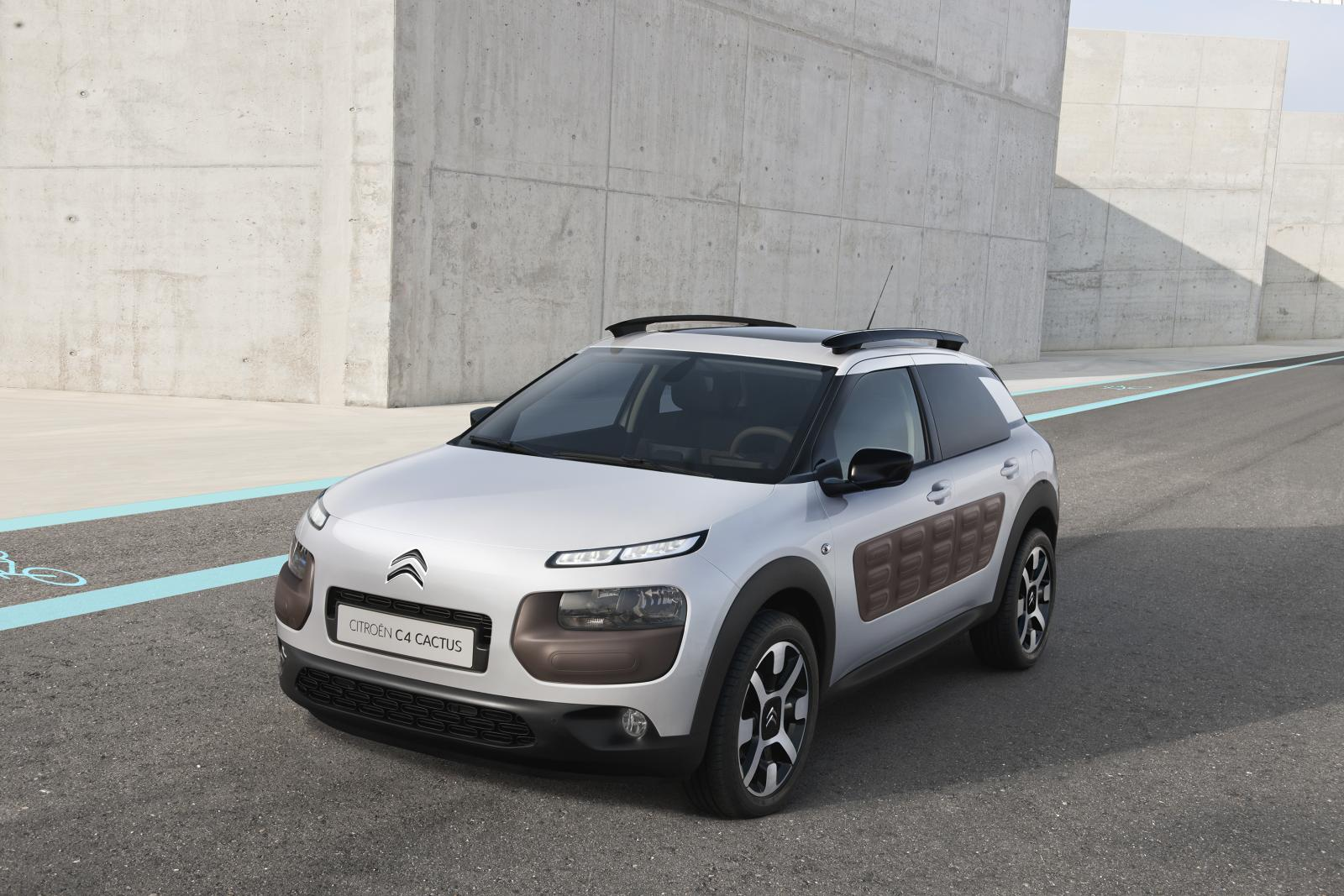 C4 Cactus Shine Edition 2014 ¾ forfra