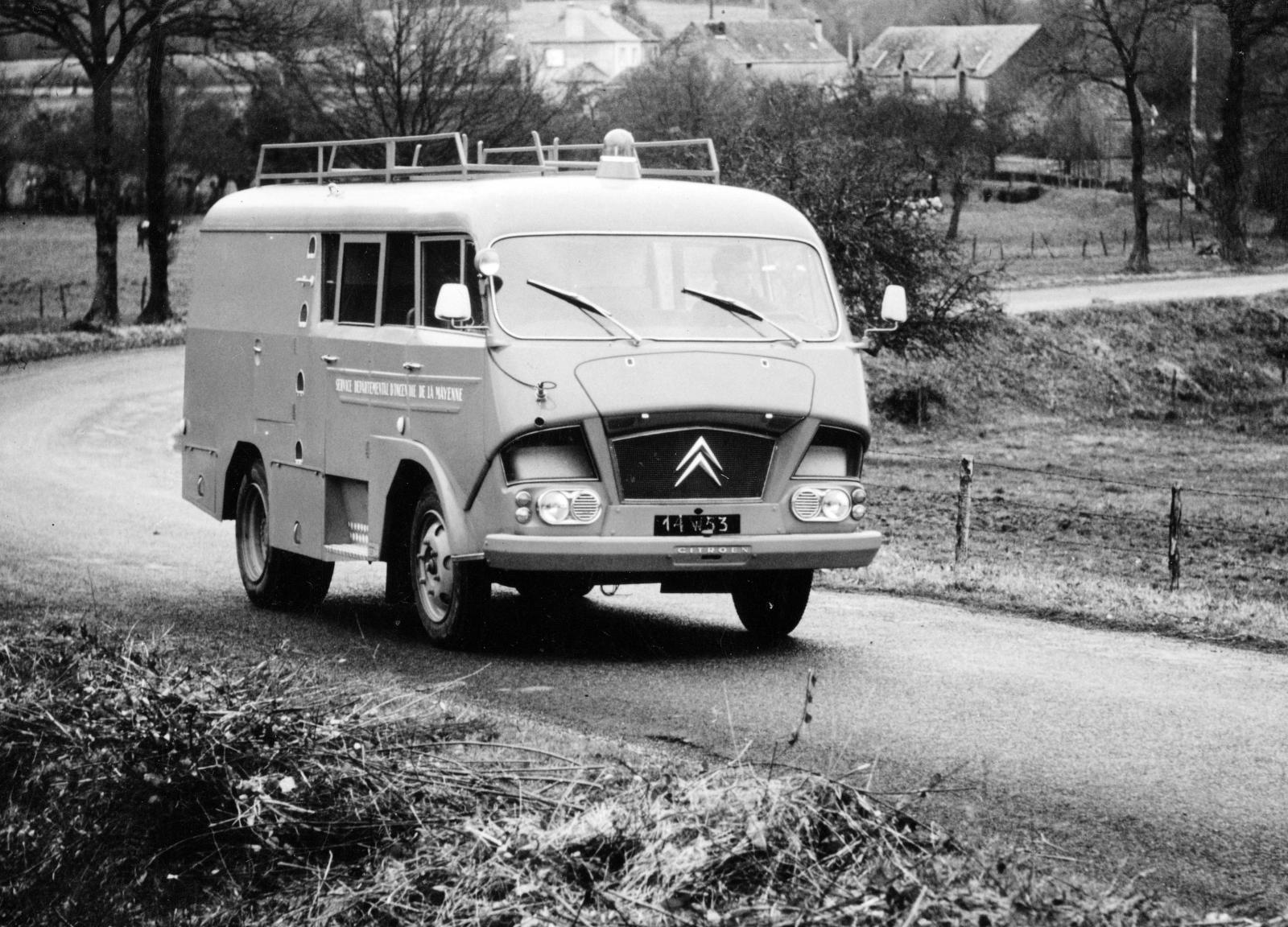 Camion type 350 - 1967