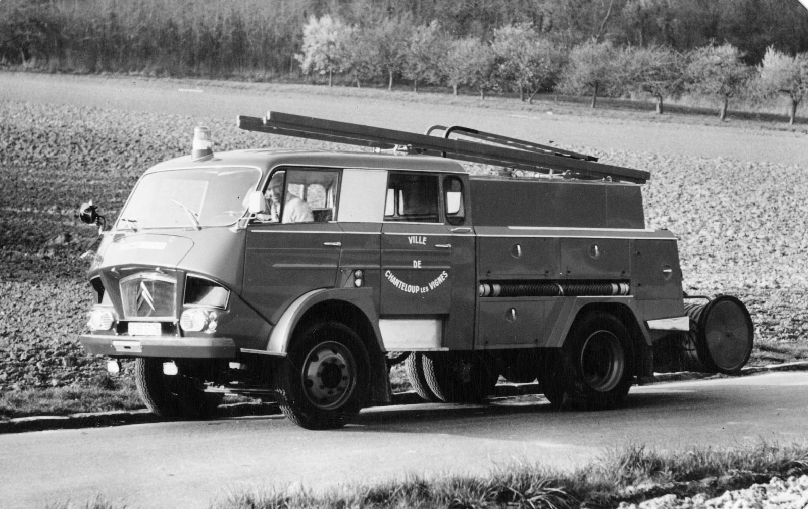 Camion Type 350 1967