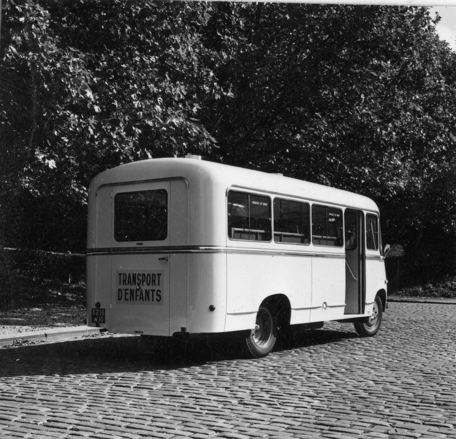 Citroën buss for barn