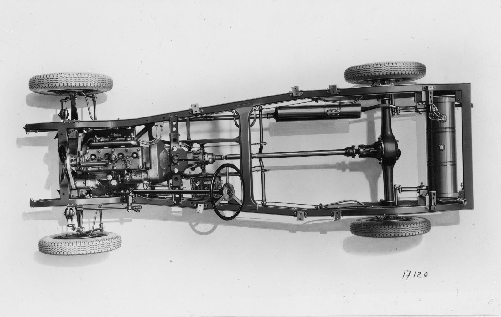 Rosalie 10L chassis