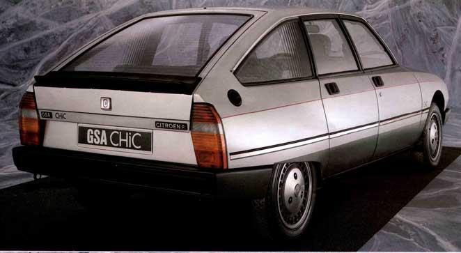 GS Chic 1985
