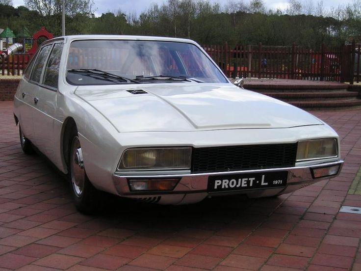 Project I 1971 CX Prototype