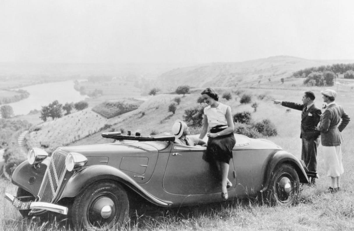 Traction 11B Kabriolet 1935