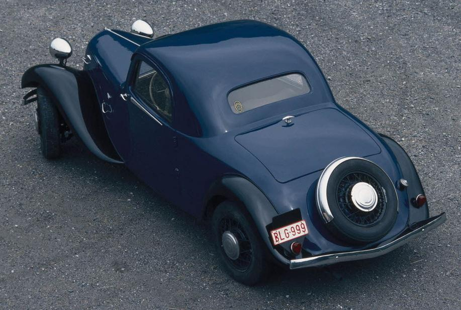 Traction 11B «Faux-Cabriolet» 1937