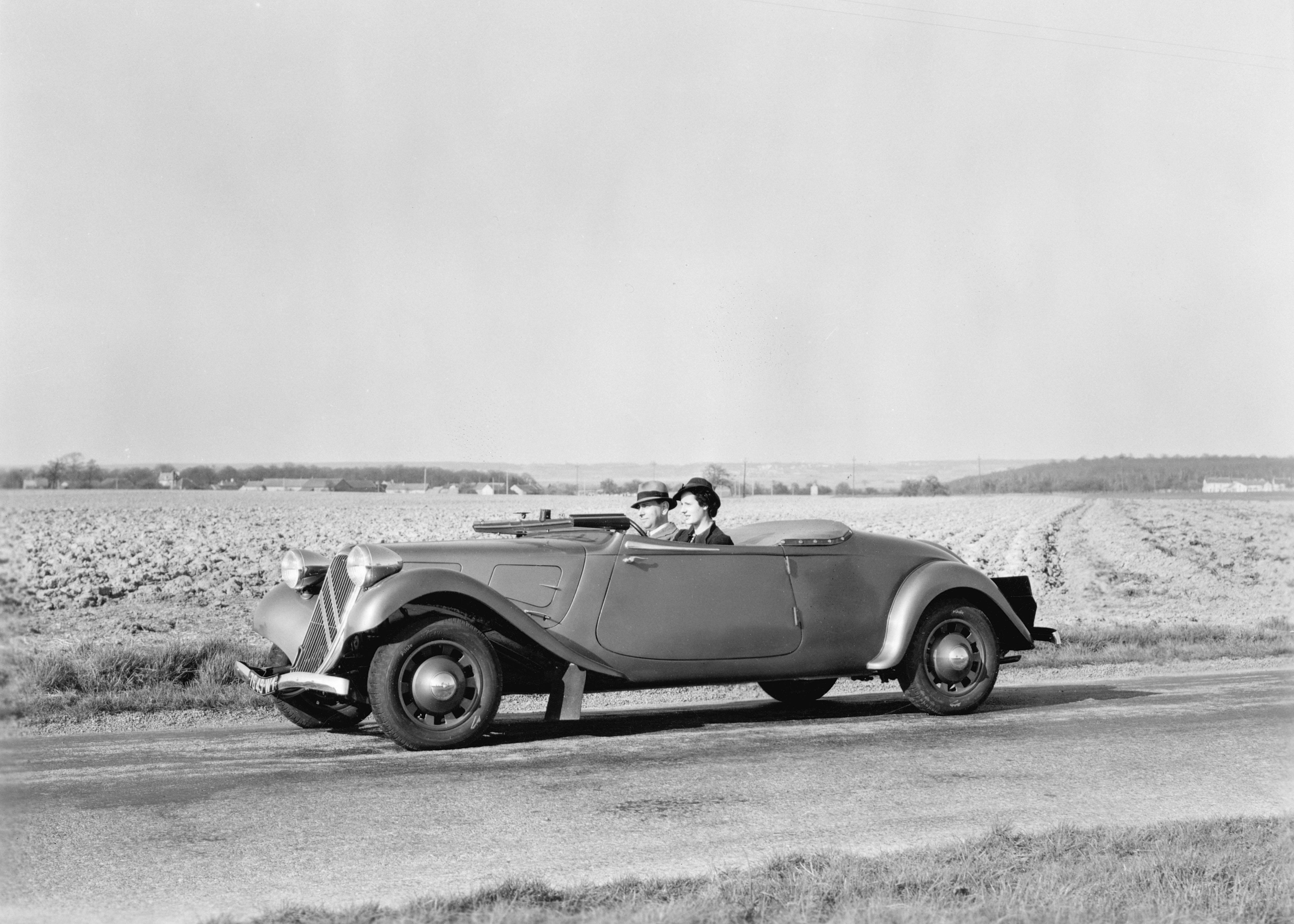 Traction Avant 11 Kabriolet