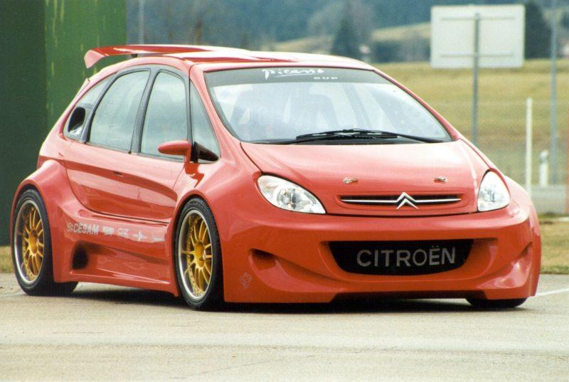 Xsara Picasso Cup by Sbarro