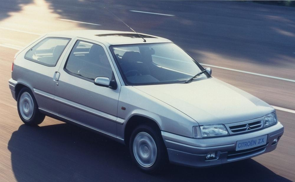 ZX Coupé 1.4i SX 1996 Fase II modell